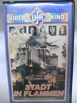 Stadt in Flammen [VHS]