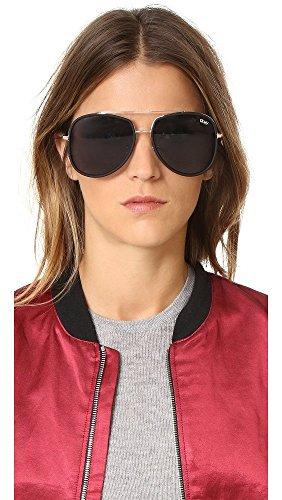 Quay-Eyewear-QU-000152-NEEDING-FAME-Oval-Sunglasses-150-Schwarz