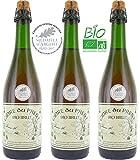 CIDRE DOR - Cidre du Prest - Cidre Fermier Brut BIO (certifié AB - Agriculture Biologique) - Médaille dArgent Paris 20