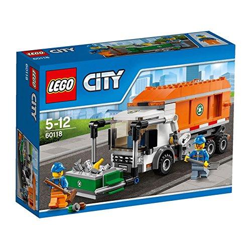 Preisvergleich Produktbild LEGO City Garbage Truck 60118 by LEGO