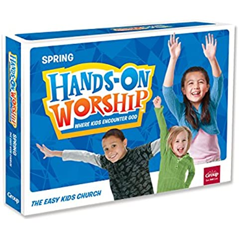 Hands-On Worship Spring Kit