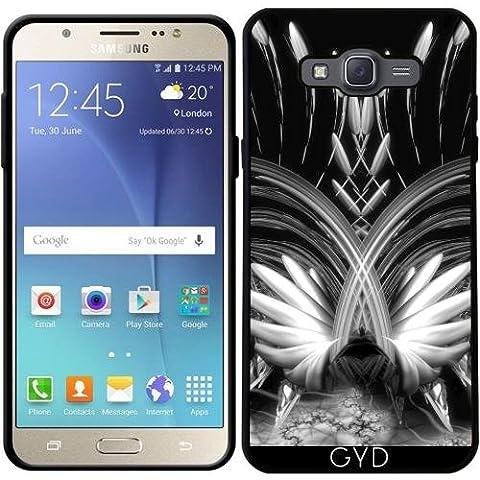 Custodia per Samsung Galaxy J7 2016 (SM-J710) - Fenice Dalle Ceneri by Brian Raggatt