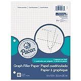 Pacon weiß 3-Loch Filler Papier gestanzt