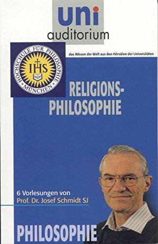 Religionsphilosophie (uni auditorium - Taschenbuch)