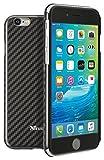 Trust Urban Kova Carbon Hülle (geeignet für Apple iPhone 6/6S) schwarz