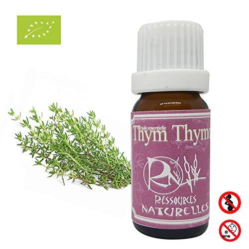 Ressources Naturelles - huile essentielle Thym thymol bio 30ml