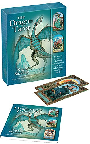 The Dragon Tarot: Includes a Full Deck of 78 Specially Commissioned Tarot Cards