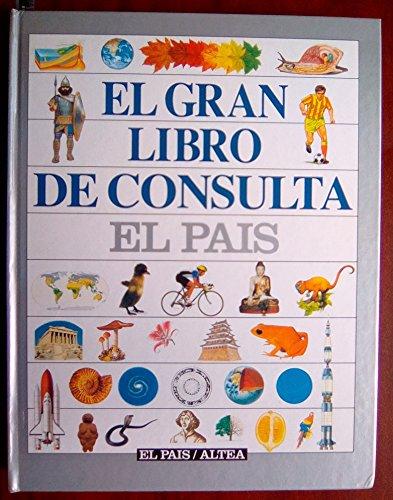 El gran libro de consulta de el pais