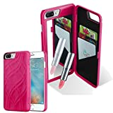 Cadorabo -  Apple iPhone 8 Plus/iPhone 7 Plus  Coque Tourbillon Housse Hard Cover...