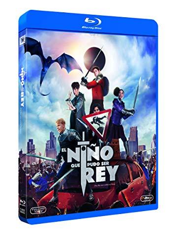 El Niño Que Pudo Ser Rey [Blu-ray]