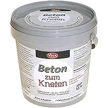 Beton zum Kneten Lufttrocknend 1,5kg, Knet Beton, Knetbeton