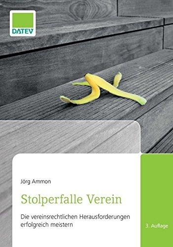 Stolperfalle Verein, 3. Auflage