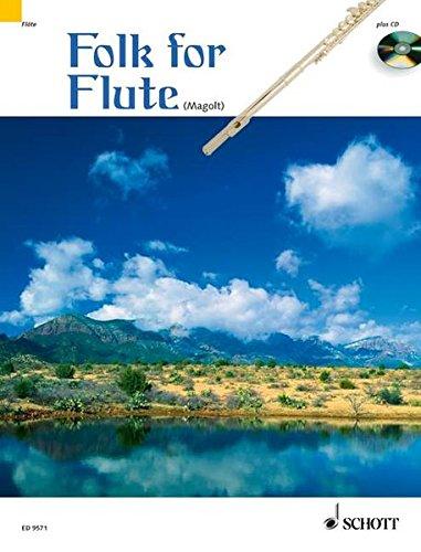 Folk for Flute: For 1-2 Flutes