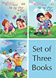 My Guru's Blessings - Volume 1, Volume 2, Volume 3 - Set of 3 Books (Satkar Kids)