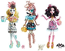 "Monster High Dtv88 ""Nautical Ghouls"" Doll (Assortment)"