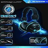 Micro-casque Revan pour PS4