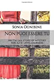 Non puoi essere tu: An Italian story of mystery for A2-B1 level learners