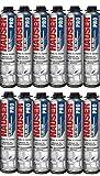 12 Mousses expansives polyuréthane 750 ml pour...