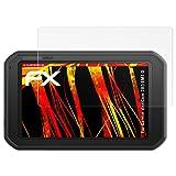 atFoliX Folie für Garmin dezlCam 785 LMT-D Displayschutzfolie - 3 x FX-Antireflex-HD hochauflösende entspiegelnde Schutzfolie