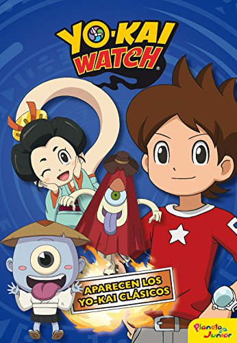 Yo-kai Watch. Aparecen los Yo-kai clásicos: Narrativa 4 por Yo-Kai Watch