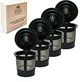 1 X 4 Reusable Single Cup Keurig Solo - Best Reviews Guide