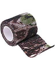 Broadroot Outdoor Bionic Wrap Hunting Camping Stealth Tape 5cm X 4.5m