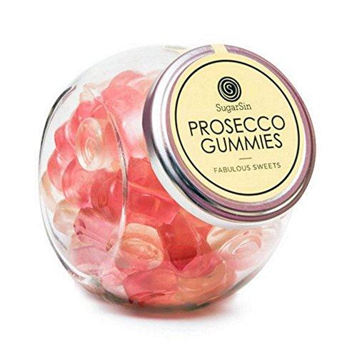 SugarSin Prosecco Gummies, 1er Pack (1 x 280 g)