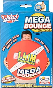 Wicked Mega Bounce - Bola Hinchable Grande