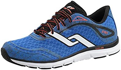 Run Chaussures de oz Pro IV M-Noir/Bleu FR:42  - BLAU/SCHWARZ/ORANGE