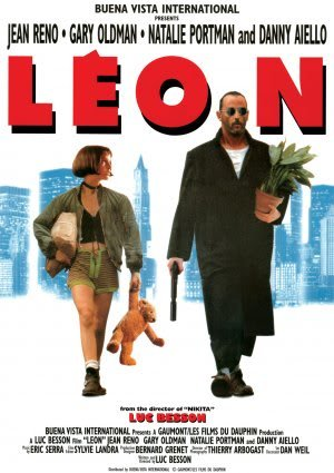 LEON - JEAN RENO GARY OLDMAN – Imported Movie Wall Poster Print – 30CM X 43CM Brand New