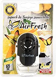 Airfresh Car Fresheners Vent Tabs 8ml Made in Poland