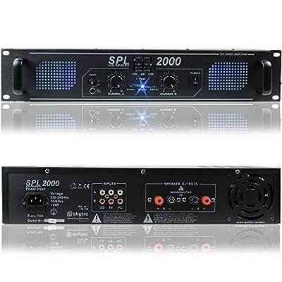 Power Amplifier 2000W