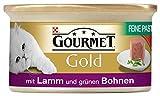 Gourmet Gold Lamm und grünen Bohnen