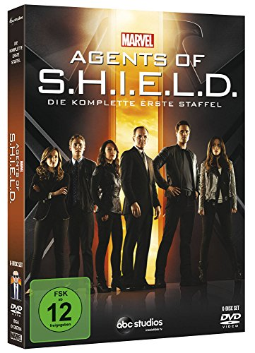 Marvel's Agents of S.H.I.E.L.D. - Die komplette erste Staffel [6 DVDs] - 3