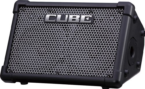 Roland cube st ex Cube Street EX canali W alimentazione batteria amplificatore