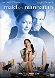 Maid in Manhattan [Reino Unido] [DVD]