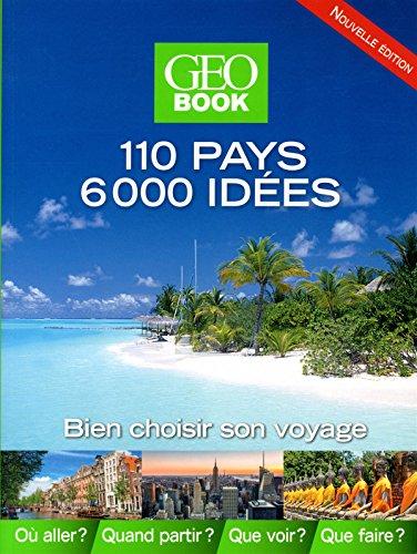 Geobook 110 pays 6000 idées NED par Robert Pailhes