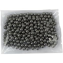 Lot de 100 balles en acier au carbone 6 mm