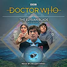 Doctor Who: The Elysian Blade: 2nd Doctor Audio Original (BBC Dr Who)