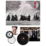 EXO 5th Album - Don't Mess Up My Tempo [ ANDANTE ver. ] CD + Booklet + Photocard + FOLDED POSTER + FREE GIFT / K-pop Sealed