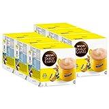 Nescafé Dolce Gusto Nesquik, Kakao, Schokolade, 6er Pack, 6 x 16 Kapseln
