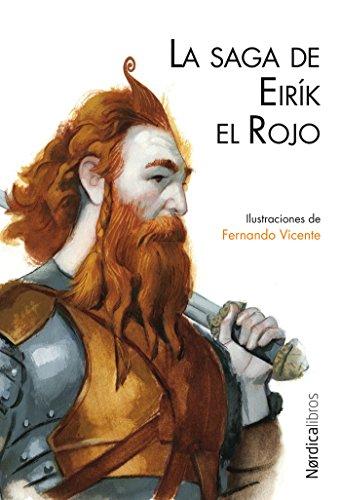 La saga de Eirík el Rojo (Miniilustrados) por Anónimo