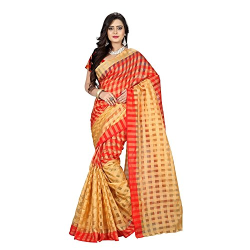 Sarees (Women's Clothing Saree For Women Latest Design Wear Sarees New Collection Latest Saree With Blouse Piesce Free Size Beautiful Bollywood Saree For Women Party Wear Offer Designer Sarees With Blouse Piece Buy Online Today Holi Special Offers Sale Sarees below 500 Silk Sarees Silk Cotton Sarees Printed Sarees )  available at amazon for Rs.349