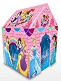 Disney Princess Themed Premium Non-Woven Play Tent House for Kids, 3-8 Years (Multicolour)