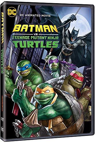 Batman vs teenage mutant ninja turtles [FR Import]