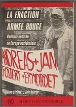 La Fraction Armée Rouge de Loïc Debray