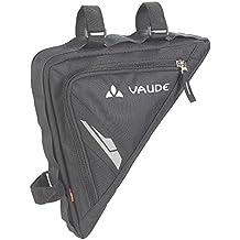 VAUDE Bolsa de bicicleta bolsa de triángulo, 23x 23x 4cm, 0,1litros, marco bolsa