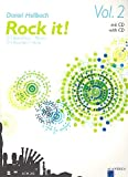 Rock it Band 2 (+CD): für 3-4 Blockflöten (SAT(A)) und Klavier