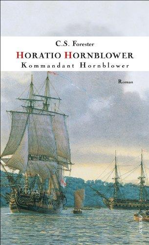 Kommandant Hornblower: Roman