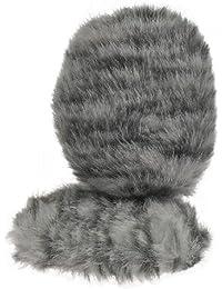 Earbags FASHION Ohrwärmer Mütze war gestern Fashion Ohrenschützer, Farbe Fell Spectrum, Größe M